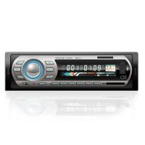 12V USB 450MHz Car MP3 Player Fm Transmitter Aux CD Player For Car Manufactures
