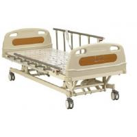 ABS 3 Functions Fully Electric Hospital Bed / Medical Electric Beds For Disabled