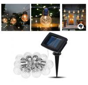 20ELD Solar Pineapple Light String Light,Solar Powered Led String Lights Outdoor Manufactures