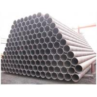 Galvanized Welded ERW Steel Pipe Varnish painted with Lager Diameter Manufactures