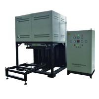 FZL Bell Type High Temperature Sintering Furnace Easy Operation Up To 1600℃ Manufactures