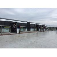 China Screw Driving Bus Platform Screen Door System DCU Control For Fast Transportation on sale