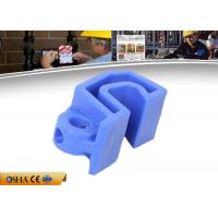 Blue Tough Nylon Electrical Breaker Lockout Device Miniature Multi Functional Manufactures