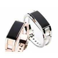 MTK6260, stainless steel bluetooth bracelets with OLED caller ID for Ladies and Men Manufactures