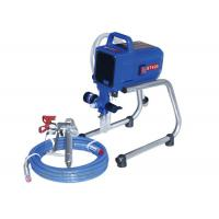 High Pressure Electric Airless Paint Sprayer , airless spraying equipment Manufactures