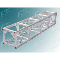 Aluminum Alloy Line Array Speaker Truss , Easy Carry Silver Trade Show Truss Manufactures
