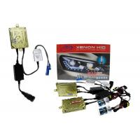 High Performance Motorcycle Xenon Hid Kit , 55W Hid Xenon Kit H1 H4 Heat Resistant Manufactures