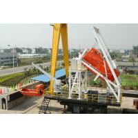 China totally enclosed fiberglass life boat for sale on sale