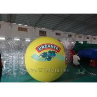 Giant Helium Filled Balloons 2m - 5m Diameter Digital Printing With Logos