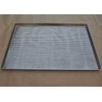 Customized Perforated Drying Tray Baking Tray 18*26*1 Inch 304 Stainless Steel Manufactures