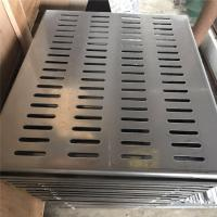 Quality customized cutting alloy sheet stainless steel perforated metal panel for sale