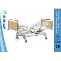 Five Function Hospital Rehabilitation Home Care Bed Mesh Steel Sleep Surface Manufactures