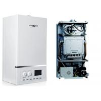 Fully Automatic Wall Hung Condensing Boiler , Propane Boiler For Radiant Floor Heat Manufactures