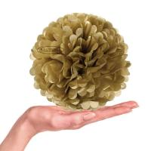 China 25/30/35/40 cm Tissue Paper Pom Pom Balls Craft , Hanging Pom Pom Decorations on sale