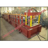 Steel C Shape Purlines Rollforming Machine for Web Sizes of 100mm, 125mm, 150mm, 175mm, 200mm, 250mm Manufactures