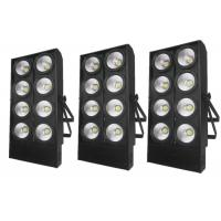 400w / 800w Disco Light Effect Dj Lighting Rental , 8 Eyes Professional Led Stage Lighting Manufactures