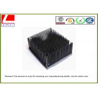 OEM Customized Aluminum Heat Sink / Aluminum Machined Parts for locomotive Manufactures