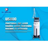 3 In 1 Co2 Fractional Laser Equipment / Safe Painless Vaginal Tightening Machine Manufactures