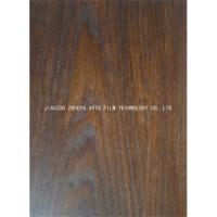 Quality MDF woodgrain Foil for sale