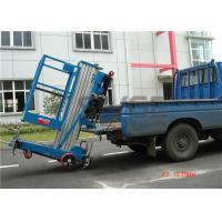 8 Meter Working Height Mobile Elevating Work Platform With 136 kg Rated Load Manufactures
