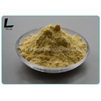 Yellow Crystal Tren Anabolic Steroid Powder Trenbolone Acetate For Bodybuiding Manufactures