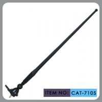 """Adjustable Car Radio Antenna For Auto Truck Pvc Rubber Mast 13.5"""" Length Manufactures"""