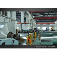 Spcc Bright 2.8 /2.8 T1 T3 Tinplate Sheet / Coil Tin Free Steel Sheet Manufactures