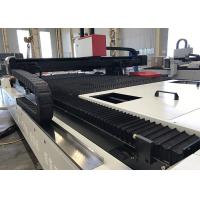 Industrial Fiber Laser Tube Cutting Machine For 16mm Carbon Steel Tube 2000W Manufactures