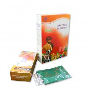 Fruit Extract Natural Slimming Pills Mix Fruit Pills Fat Emilating Manufactures