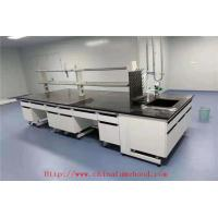 Customized Size Lab Tables Work Benches Alkali - Resistant Easy To Clean Manufactures