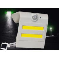 China Dustproof Solar Powered LED Wall Light Equipped All , Stick To Whatever Surface on sale