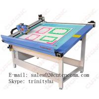 Quality passepartout photo frame flatbed cutter for sale