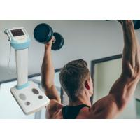 China BMI Body Composition Analysis Machine High Accuracy For Quick Health Assessment on sale
