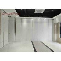 China Waterproof wooden wall partition design sliding partition wall for classroom customized OEM service on sale