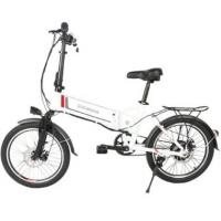 WWW.YOLCART.COM Samebike 20LVXD30 Smart Folding Moped Electric Bike E-bike - WHITE EU PLUG Manufactures