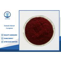 China Deep Red Tomato Extract Powder / Lycopene Powder 99% CAS 502-65-8 on sale