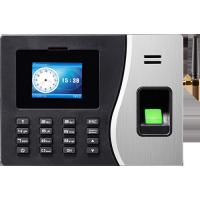 China Built in Battery Access Control With SMS Alert GPRS Fingerprint Time Attendance System on sale