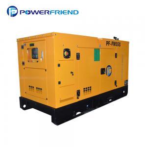 Silent Generator Diesel 1000Kw Big Power 900Kw 1125Kva Container Generator Manufactures