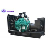 Quality 50Hz Frequency Chinese Cummins Diesel Generator With Open Type Diesel Generator for sale
