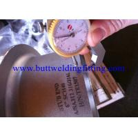 "China 904L / NO8904 / 1.4539 Stainless Steel Stub Ends Lap Joint Stub End 1/2"" To 24"" on sale"