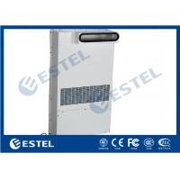 DC48V 180W/K Enclosure Heat Exchanger IP55 R134A Refrigerant Embeded Mounting Manufactures