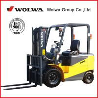 small electric forklifts GN25S China mini Electric Forklift Truck for sale Manufactures