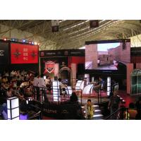Quality SMD1010 Lamp P2 LED Display , Large LED Advertising Screens Indoor Video Walls for sale