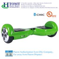 Self Balance Scooter Hoverboard 2 Wheel Hoverboard Ul2272 Black Red with Chic License Manufactures