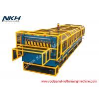 Safety Highway Guardrail Roll Forming Machine For Roofing / Cladding Panel Manufactures