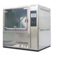 China 220V 50Hz Environmental Testing Machine , Sand And Dust Test Chamber on sale