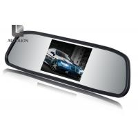 Waterproof 4.3 Inch Car Rear View Parking System With Night Vision , Easy Installation Manufactures