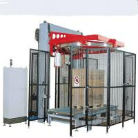 China factory price economic pet pallet wrapping machine Manufactures