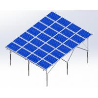 Aluminum Solar Panel Mounting System Easy Installation For Home Solar Power Sysems Manufactures