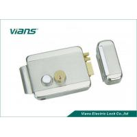 Quality DC12V 150mA Double Cylinder Electric Rim Lock For Access Control System for sale